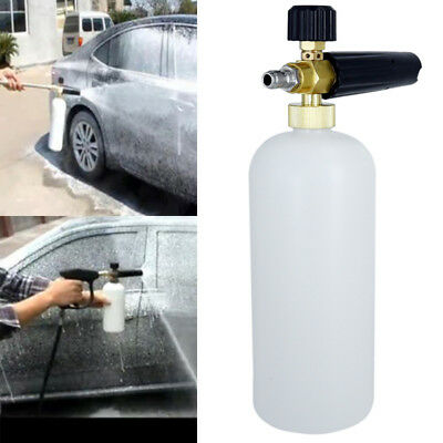 X1Car Wash Snow Foam Lance Gun Soap Blaster Bottle For Lavor Pressure Washe