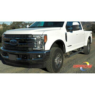 For Ford F-250 Super Duty 17-18 Carrichs Polished Front /& Rear Fender Trim
