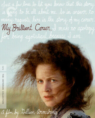 My Brilliant Career - The Criterion Collection Blu-ray (2019) Judy Davis