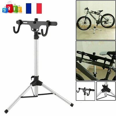 MVpower Pied d'Atelier pour VTT Support Stand Maintenance Réparation Workstand