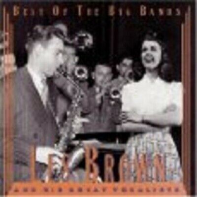 "Les Brown & His Band of Renown ""Les Brown & His Great Vocalists"" [CD]"