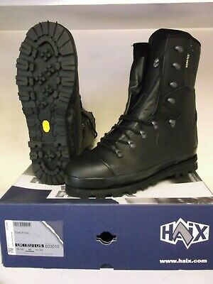 5020b3258d7 HAIX TIBET FORST Size 10 1/2 Chainsaw Safety Boot