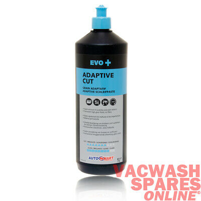 Autosmart Evo+ Adaptive Cut Compound - Removes Paint Defects - High Gloss Finish