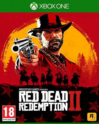 Red Dead Redemption II Microsoft Xbox One - NUOVO -