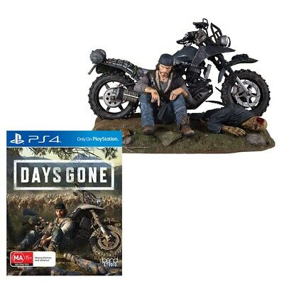 Days Gone - Collectors Edition - PlayStation 4 - BRAND NEW