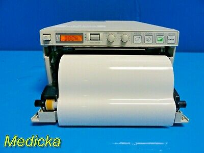 Sony UP-897 MD Digital Graphic Printer / Medical Printer W/ Paper ~ 15558