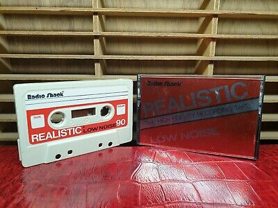 Radio Shack REALISTIC 90 : Made in U.S.A. : TESTED