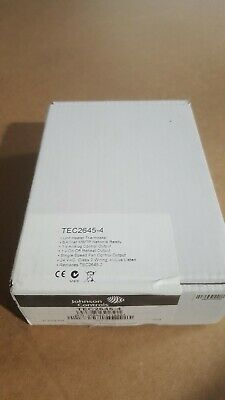 (New In Box - Factory Sealed) Johnson Controls Tec2645-4