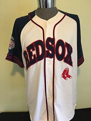 Baseball-other Starter Baseball Jersey Spell Out Logo Gray Red White Patch Mens Xl At All Costs Fan Apparel & Souvenirs