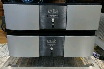 MARK LEVINSON 53 Reference Mono- Amplifiers & Reference 52