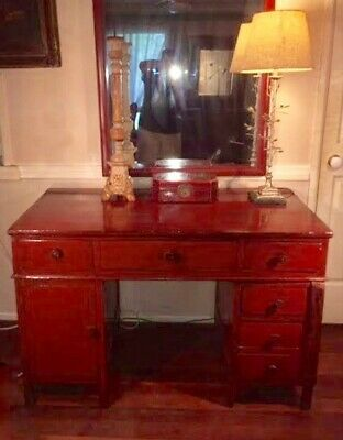 Chinese Furniture Antique DESK AUTHENTIC Qing Dynasty Circa about 1890
