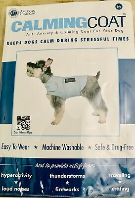 American Kennel Club Calming Coat size medium