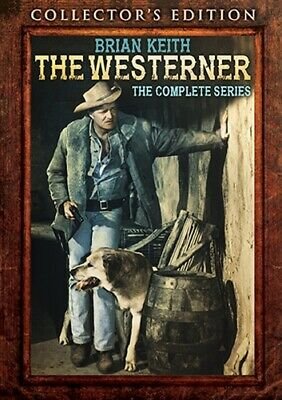 THE WESTERNER COMPLETE SERIES New Sealed DVD Sam Peckinpah Brian Keith