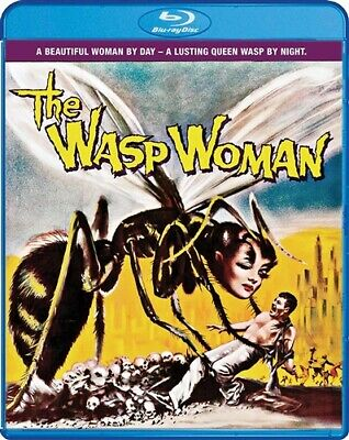 THE WASP WOMAN New Sealed Blu-ray