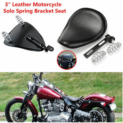 BLACK MOTORCYCLE SOLO Seat Spring For Yamaha V Star 1300