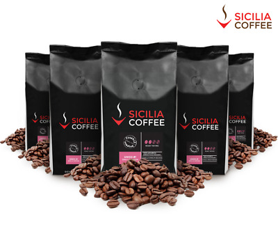 5kg Unico #1 SINGLE ORIGIN Arabica Coffee Beans Freshly Roasted Citrus Flavour.