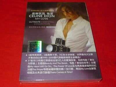 Celine Dion My Love (Chinese Edition) 2CD