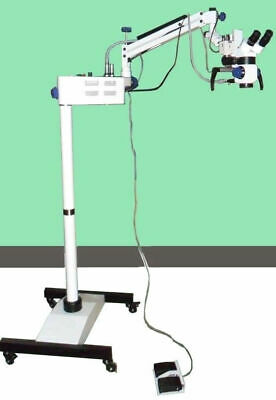 Dental Surgery 5 Step magnification Microscope 0 - 180 Deg. Inclinable