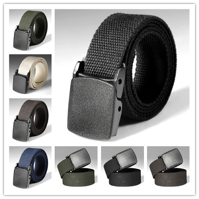 Outdoor Army/Military Tactical Camo Belt Mens Safety Nylon Male Combat Waistband