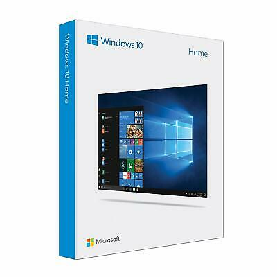 Microsoft Windows 10 Home 32/64bit Genuine Key For License