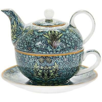 Snakeshead Tea For One Cup Mug Pot Luxury Teapot Floral Boxed Gift Set