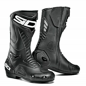 Sidi Performer Mens Sports Motorcycle Motorbike Boots All Sizes