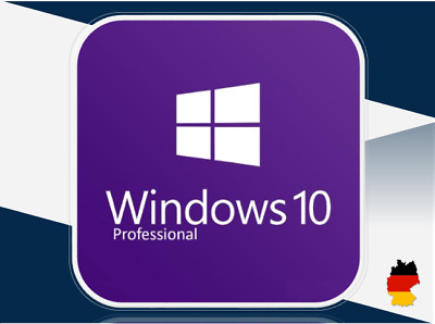✓ MS Win 7,8.1,10 Professional, Pro ✓ 32&64 bits OEM + Anleitung + Downloadlink