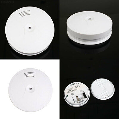 Wireless Smoke Detector Home Safety Shop Store Security System Fire Alarm Alert