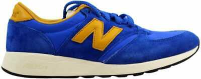 NEW BALANCE MRL420SV Re Engineered Suede Shoes Blue Mens