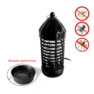 220v/110v Electric Mosquito Fly Bug Insect Zapper Killer With Trap Lamp EL