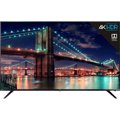 "TCL 65R615 65"" LED 6 Series 2160p Smart 4K UHD TV with HDR Roku TV"