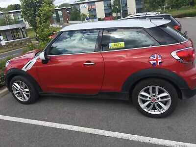 Rare 2014 Mini Paceman 20 Cooper Sd All4 3dr Beige Leather Seats