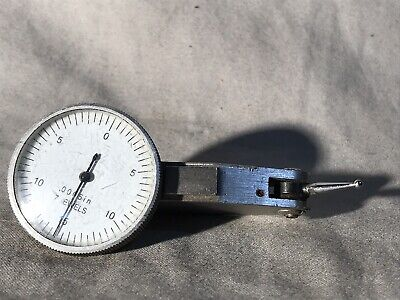 "Precision Dial Indicator 7 Jewels .0005"" G212808"