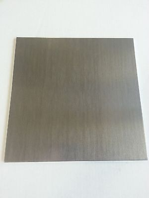 ".125 1/8"" Mill Finish Aluminum Sheet Plate 6061 16"" x 16"""