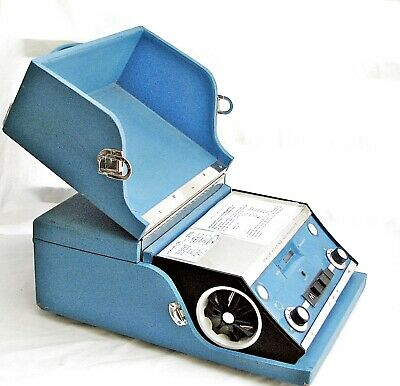 Maico Hearing Instruments Model MA-19 Portable Audiometer With Case/Headphones