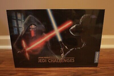 Disney Star Wars Fan Jedi Challenges Lenovo VR HeadSet Video Game Virtual New