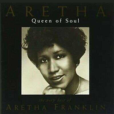 Aretha Franklin - Queen of Soul - The Very Best of ... - Aretha Franklin CD
