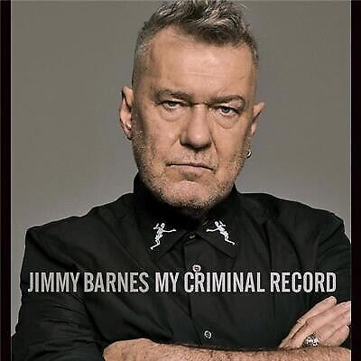 Jimmy Barnes, My Criminal Record, CD