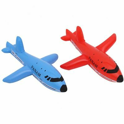 1PC Inflatable Aircraft Cartoon Plane Airliner PVC Plastic Planes Balloons Toys