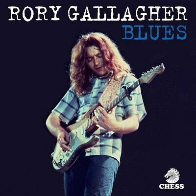 Rory Gallagher - Blues Deluxe 3CD NEU OVP