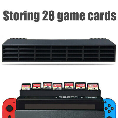 28 in 1 Game Card Case Holder Carry Storage Box Organizer for Nintendo Switch