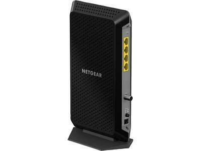 NETGEAR DOCSIS 3.1 Multi-Gig Cable Modem with 4 Ethernet Ports. Max download spe