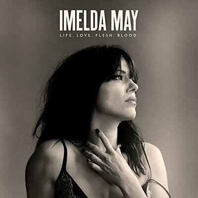Life. Love. Flesh. Blood - Imelda May CD NNVG The Fast Free Shipping