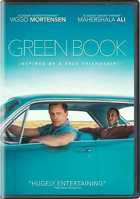 Green Book DVD New and Sealed. Free Delivery