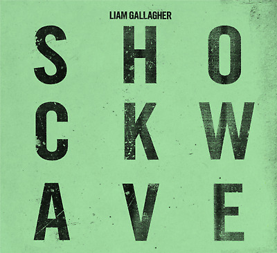 "Liam Gallagher Shockwave 7"" VINYL NEW(7THJUNE)"
