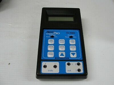 Rochester Instrument System RIS Voltage/Current Calibrator CL-4303.