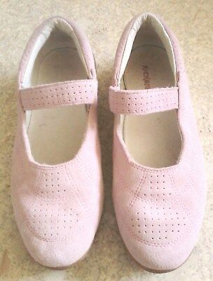 a4b5976d1da24f Kickers Ballerines Babies Loafers Chaussures Cuir Rose 38 Femmes Leather  Shoes