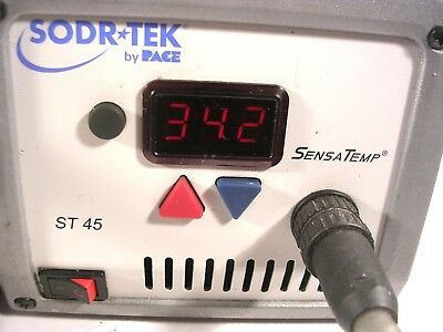 Pace SODR*TEK Soldering Station BASE UNIT ONLY TESTED