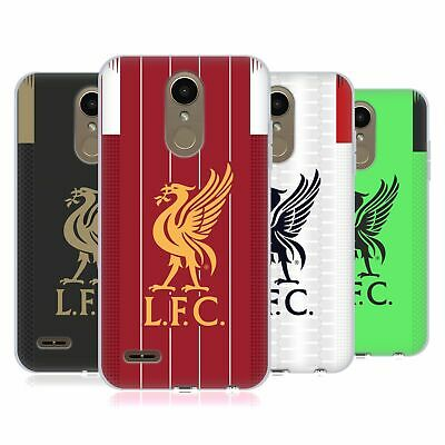 Official Liverpool Football Club 2019/20 Kit Soft Gel Case For Lg Phones 1