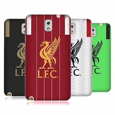 Official Liverpool Football Club 2019/20 Kit Soft Gel Case For Samsung Phones 2
